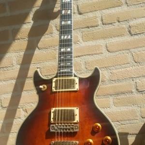 Ibanez 2622 Steve Miller Artist 1978 Antique Violinburst